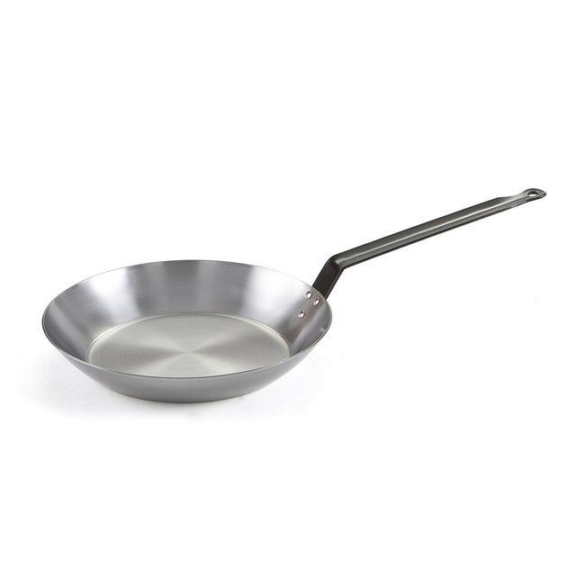 Image of Garcima 24cm Pata Negra Carbon Steel Frying Pan for Induction/Gas/Electric/Vitro