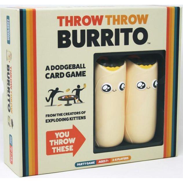 Image of Game Kings Throw Throw Burrito