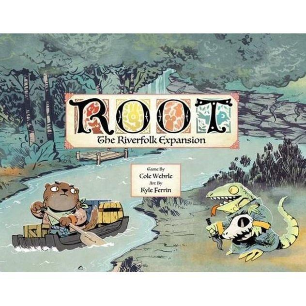 Image of Game Kings Root The Riverfolk Expansion