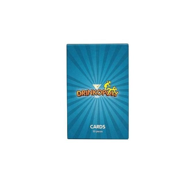 Image of Game Kings Drinkopoly 50 Card Expansion