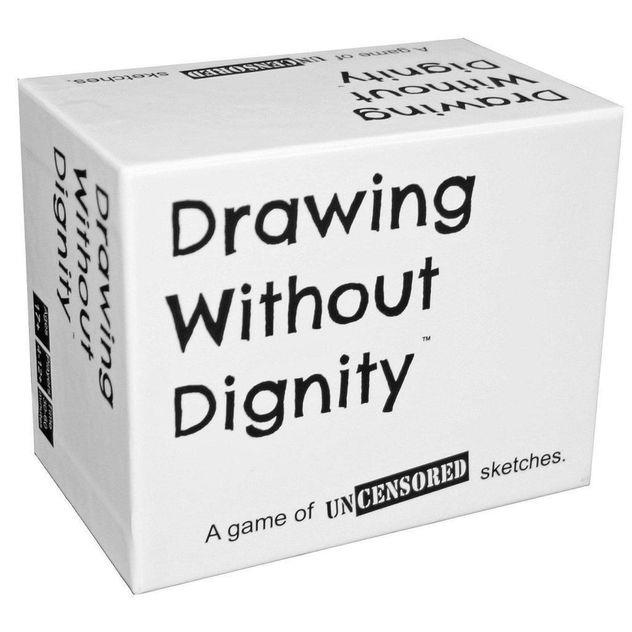 Image of Game Kings Drawing Without Dignity
