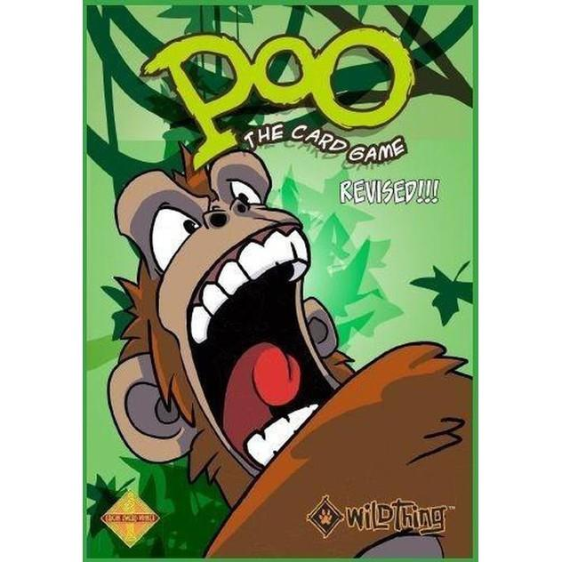 Image of Game Kings POO! The Card Game Revised