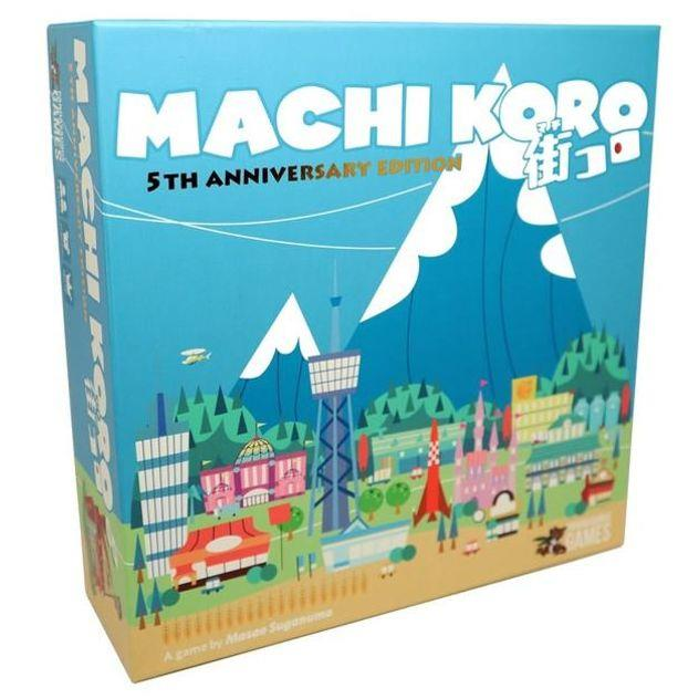 Image of Game Kings Machi Koro 5th Anniversary Edition