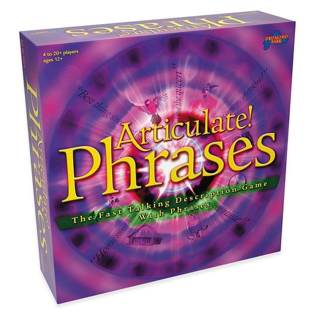 Image of Game Kings Articulate! Phrases