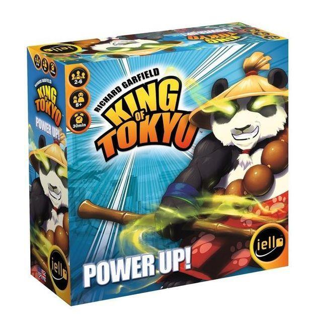 Image of Game Kings King of Tokyo Power Up Expansion