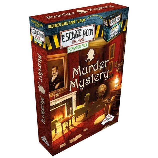 Image of Game Kings Escape Room The Game Murder Mystery Expansion