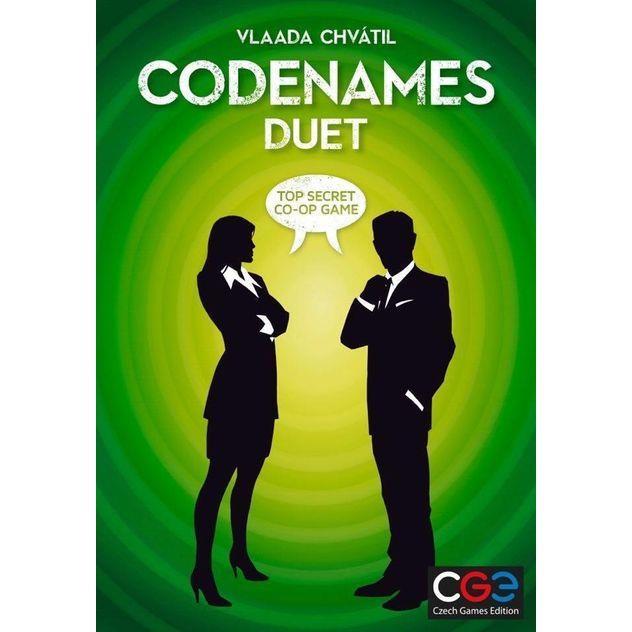 Image of Game Kings Codenames Duet