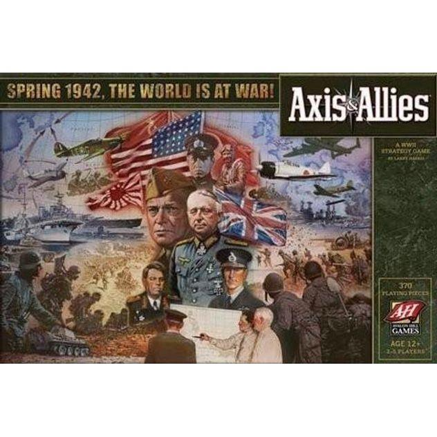 Image of Game Kings Axis & Allies 1942