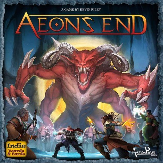 Image of Game Kings Aeon's End (2nd Edition)