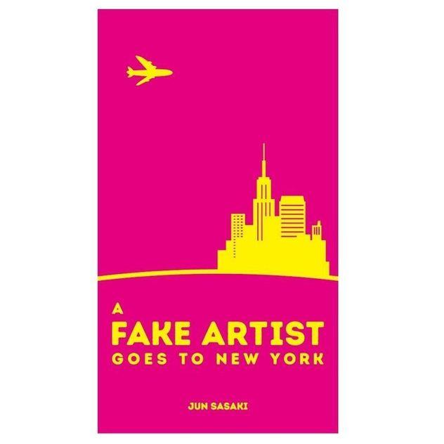 Image of Game Kings Fake Artist Goes to New York