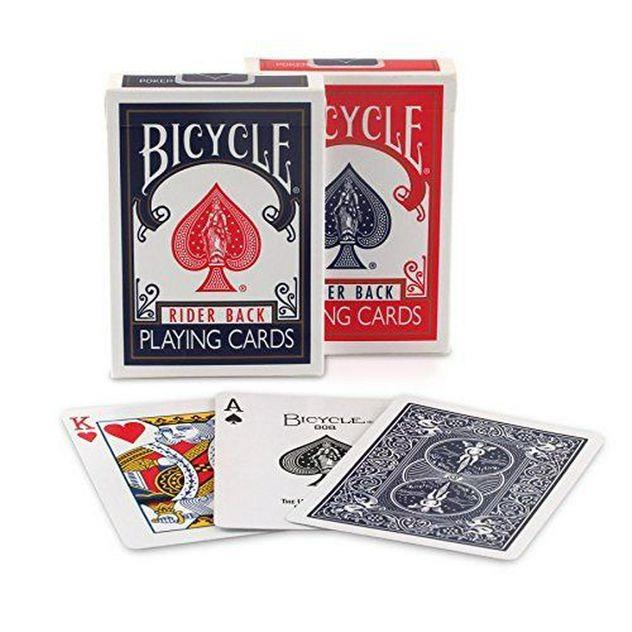 Image of Game Kings Bicycle Rider Back Playing Cards