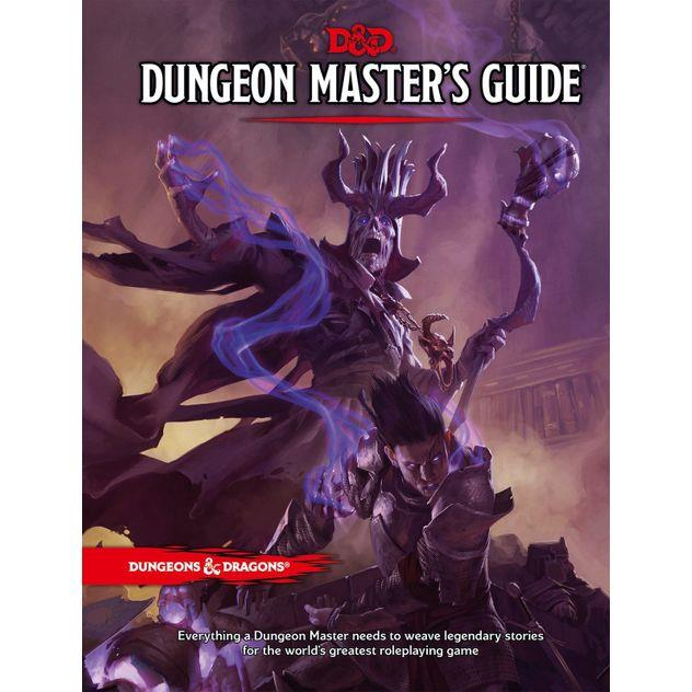 Image of Game Kings Dungeons & Dragons Dungeon Master's Guide
