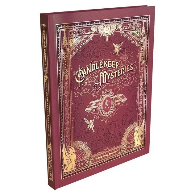 Image of Game Kings Dungeons & Dragons Candlekeep Mysteries Alternate Cover