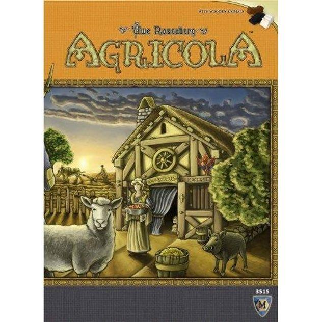 Image of Game Kings Agricola Revised Edition