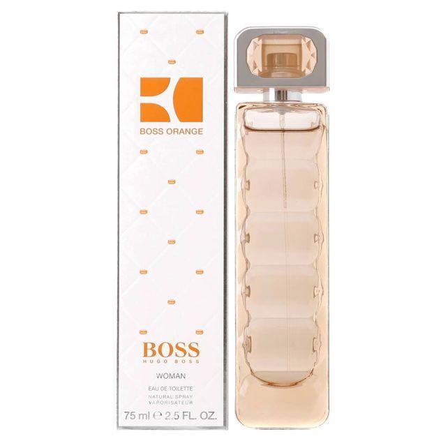 Image of Hugo Boss Orange 75ml Eau De Toilette Fragrances/Natural Spray For Women/Ladies