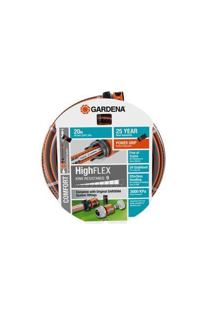 Image of Gardena Hose Comfort HighFLEX 19mm Set 20m