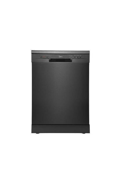 Image of Midea Midea14 Place Setting Dishwasher Black Steel JHDW143BK