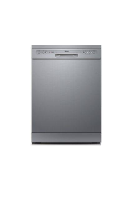 Image of Midea Midea12 Place Setting Dishwasher Stainless Steel JHDW123FS