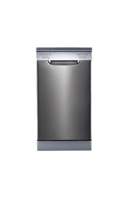 Image of Midea 9 Place Setting Dishwasher Stainless Steel JHDW9FS