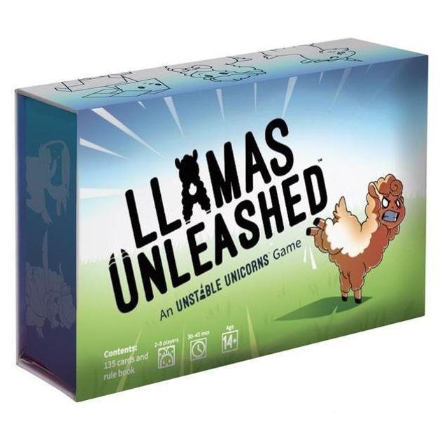 Image of Game Kings Llamas Unleashed