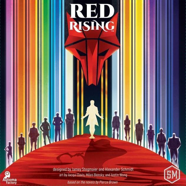 Image of Game Kings Red Rising
