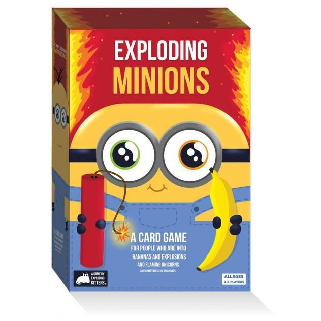 Image of Game Kings Exploding Minions