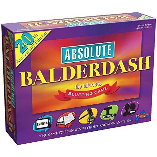 Image of Game Kings Absolute Balderdash