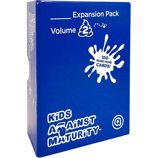 Image of Game Kings Kids Against Maturity Expansion Pack 2