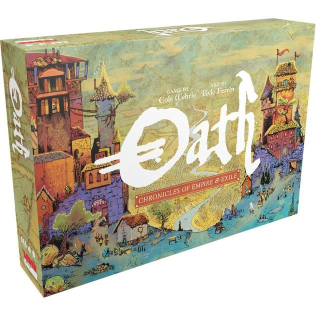 Image of Game Kings Oath Chronicles of Empire and Exile