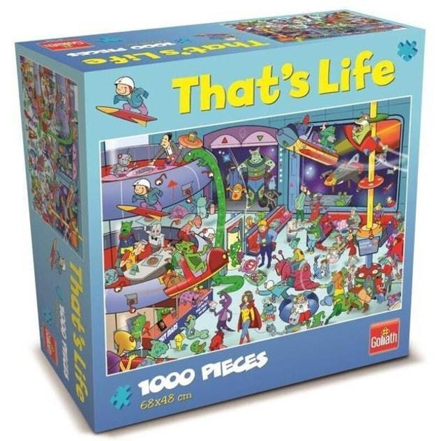 Image of Game Kings That's Life Outer Space 1000pc Puzzle