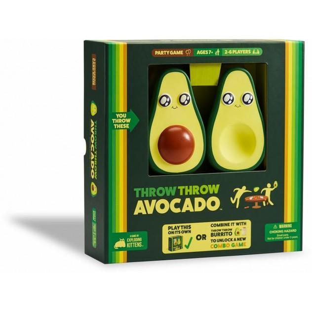 Image of Game Kings Throw Throw Avocado