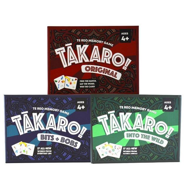 Image of Game Kings Takaro! Deluxe Bundle