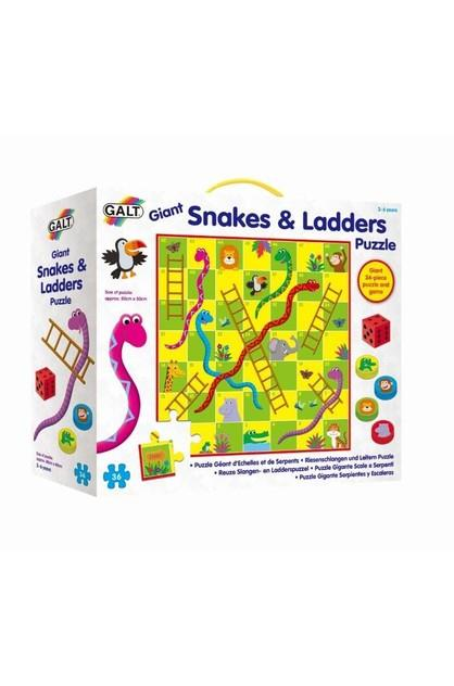 Image of Galt Giant Snakes and Ladders Puzzle