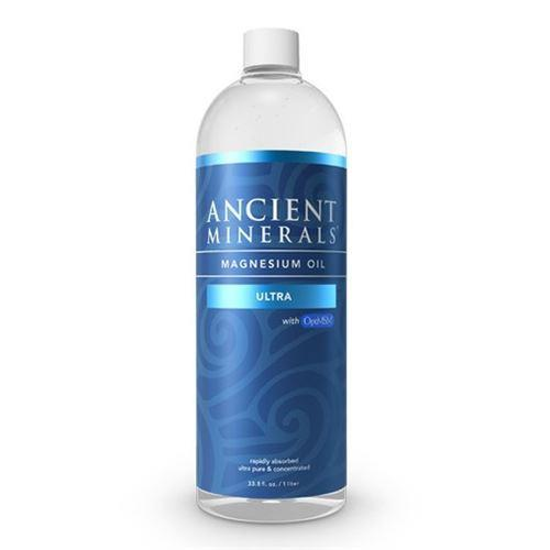 Ancient Minerals - Ultra Magnesium Oil Spray with MSM (1 Litre)