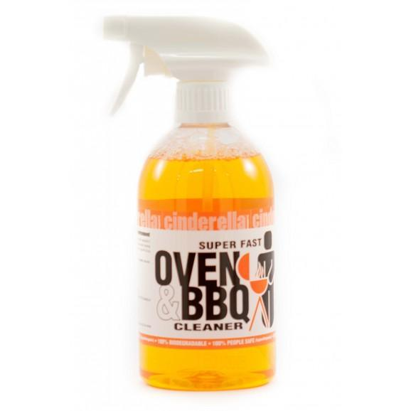 Cinderella - Oven and BBQ Cleaner 500ml