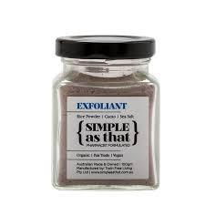 Simple As That - Exfoliant