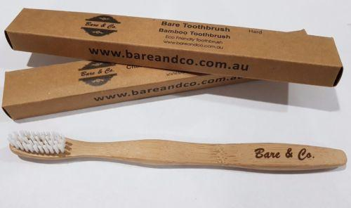Bare & Co. - Eco Friendly Toothbrush - Adult Soft