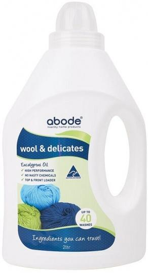Abode Wool and Delicates - Eucalyptus 1L