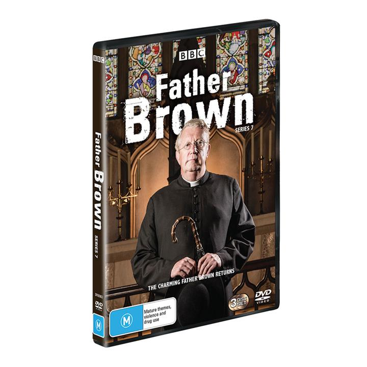 Image of Father Brown - Series 3 (2015) DVD