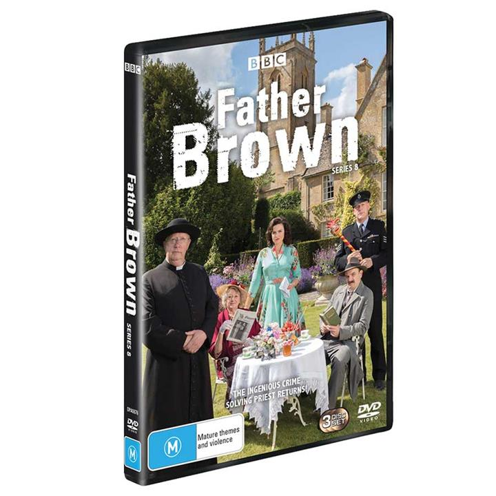 Image of Father Brown - Series 4 (2016) DVD