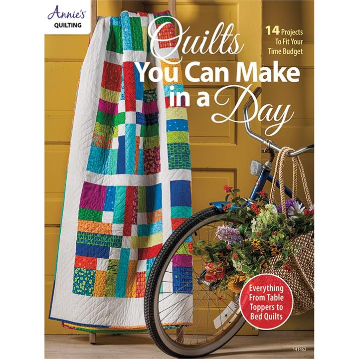 Image of Quilts You Can Make In A Day