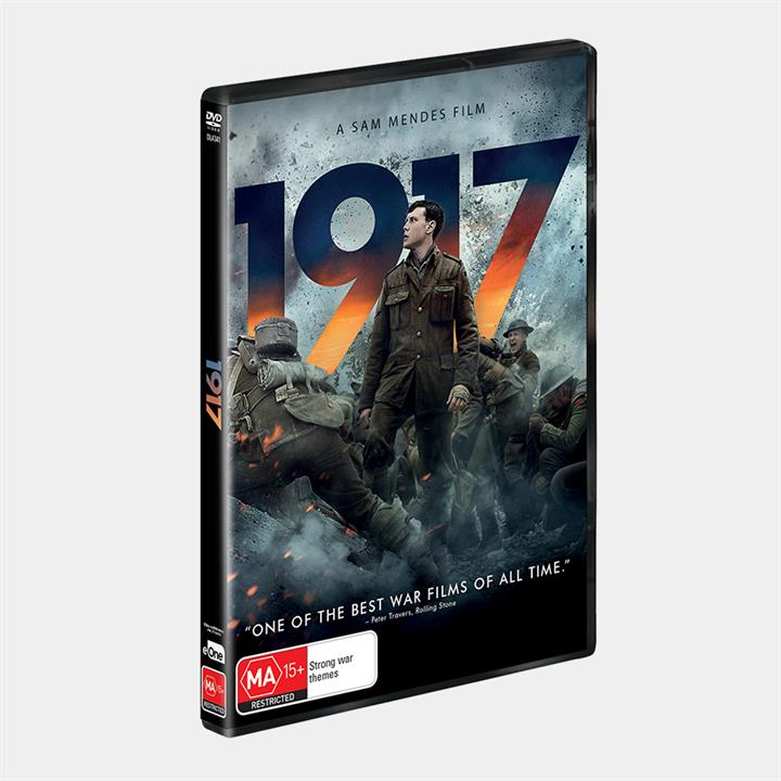 Image of 1917 (2019) DVD