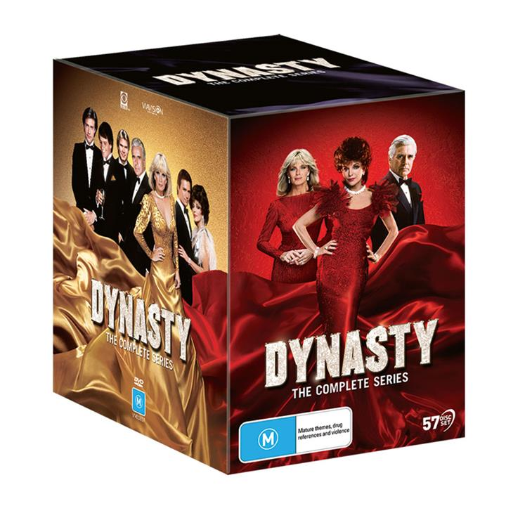 Image of Dynasty (1981) - Complete DVD Series