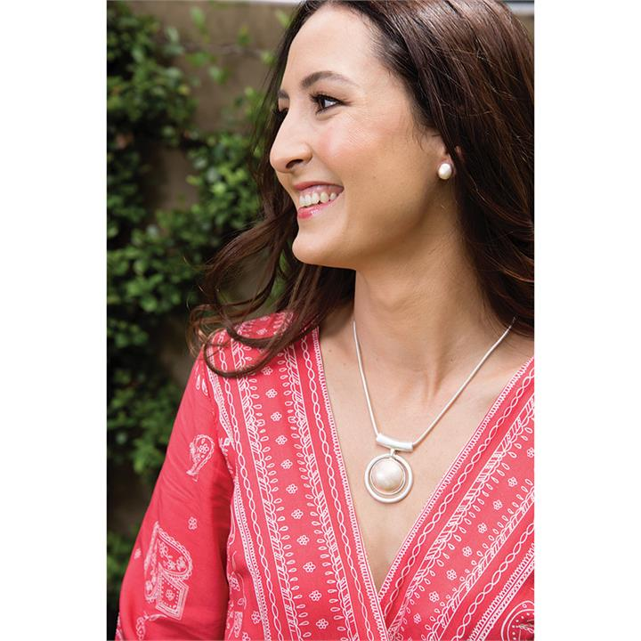 Image of Eire Necklace & Earrings