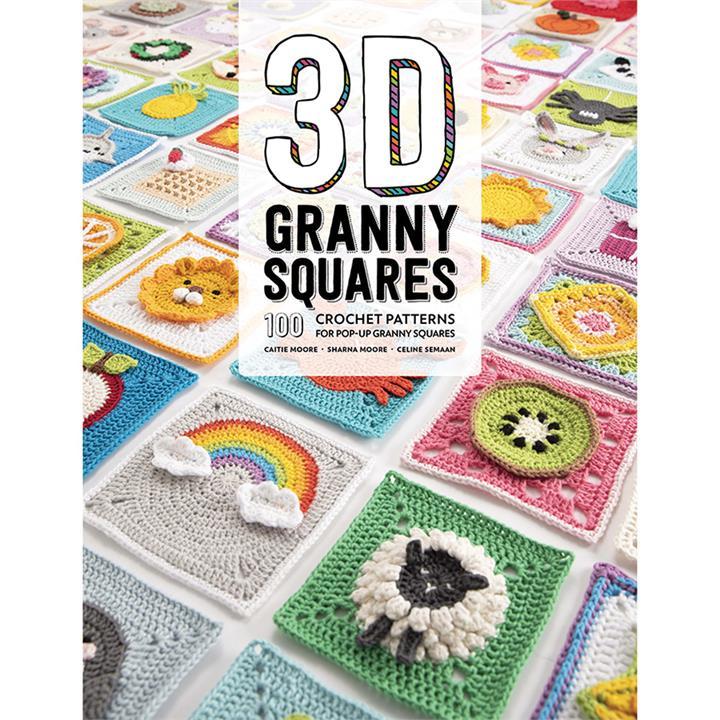 Image of 3D Granny Squares - Books