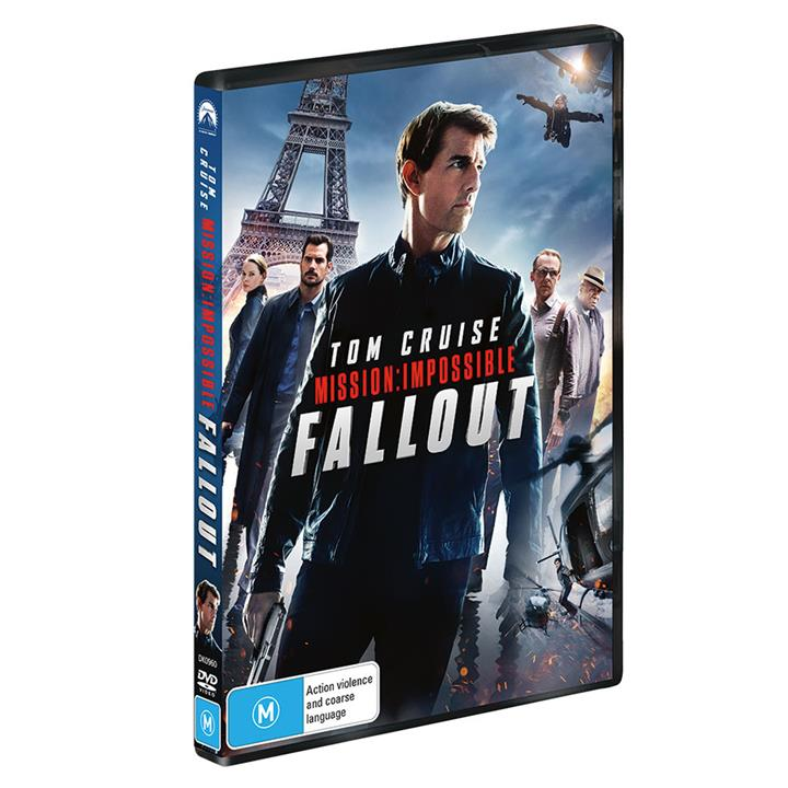 Image of Mission Impossible DVD Collection (6 FIlms)