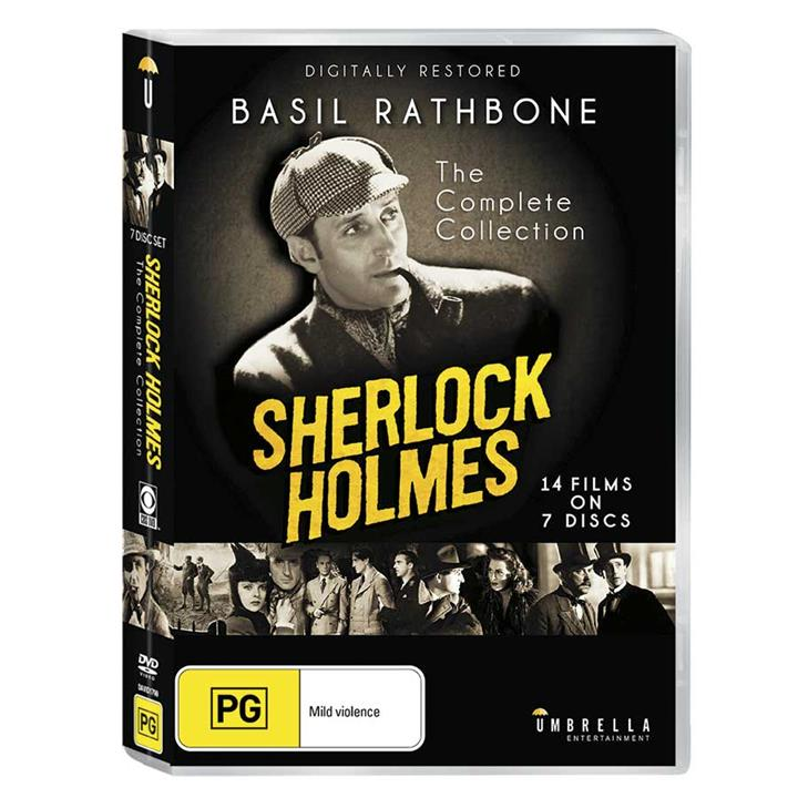 Image of Sherlock Holmes Complete Collection (1939-1946)