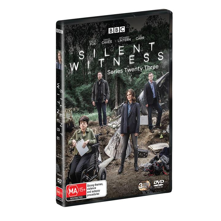 Image of Silent Witness - Series 23 (2020) DVD