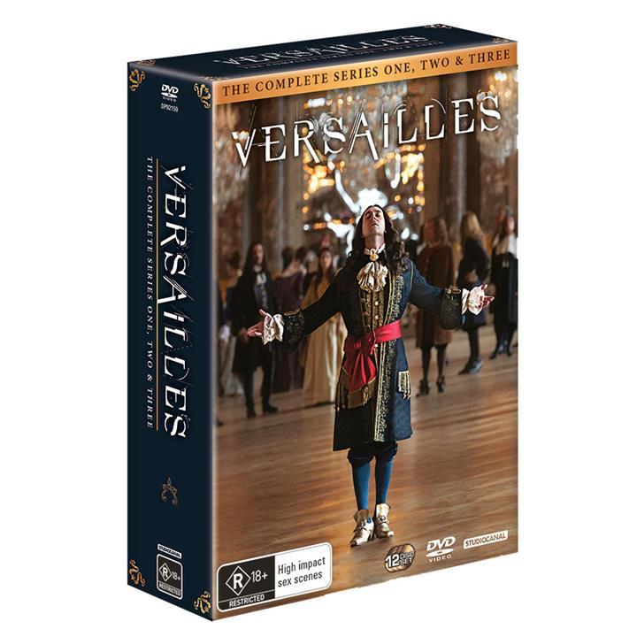 Image of Versailles - Series 1 (2015) DVD