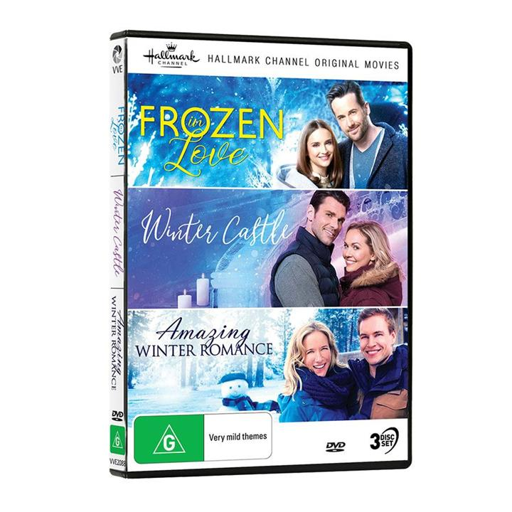 Image of Hallmark DVD Collection 7 (Frozen in Love...)